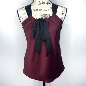 Ann Taylor loft EUC women's blouse